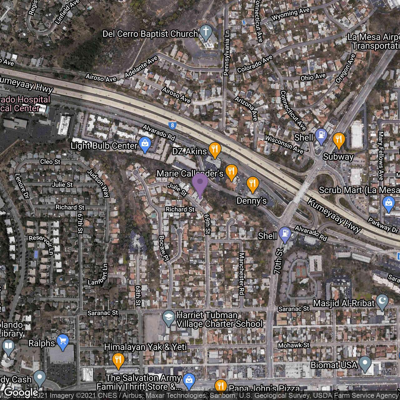 6876 Julie St, San Diego, CA, 92115,