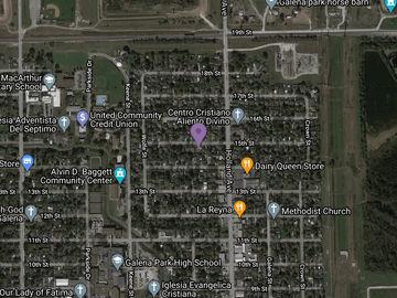 1330 15th Street, Galena Park, TX, 77547,