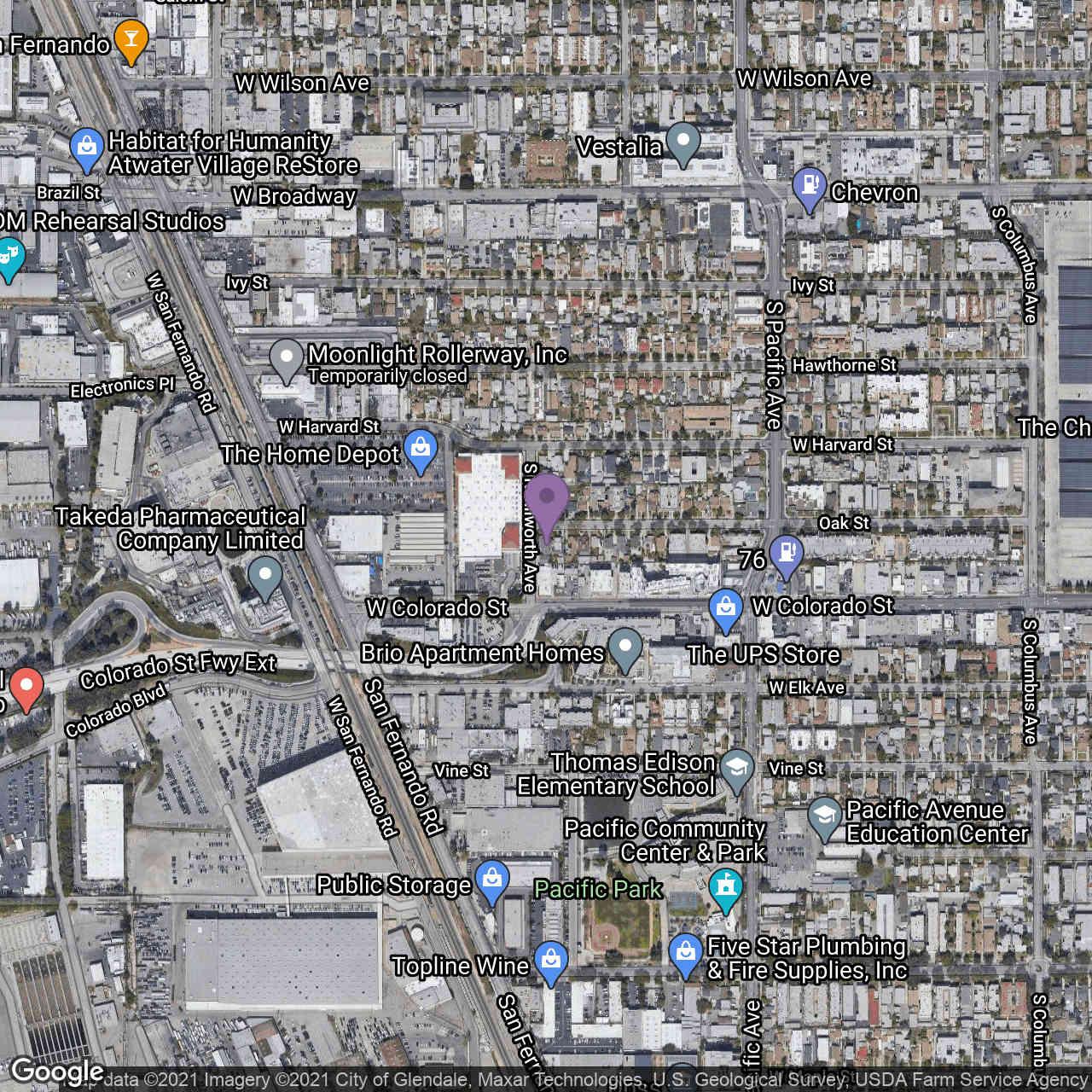 566 Oak St Street, Glendale, CA, 91204,