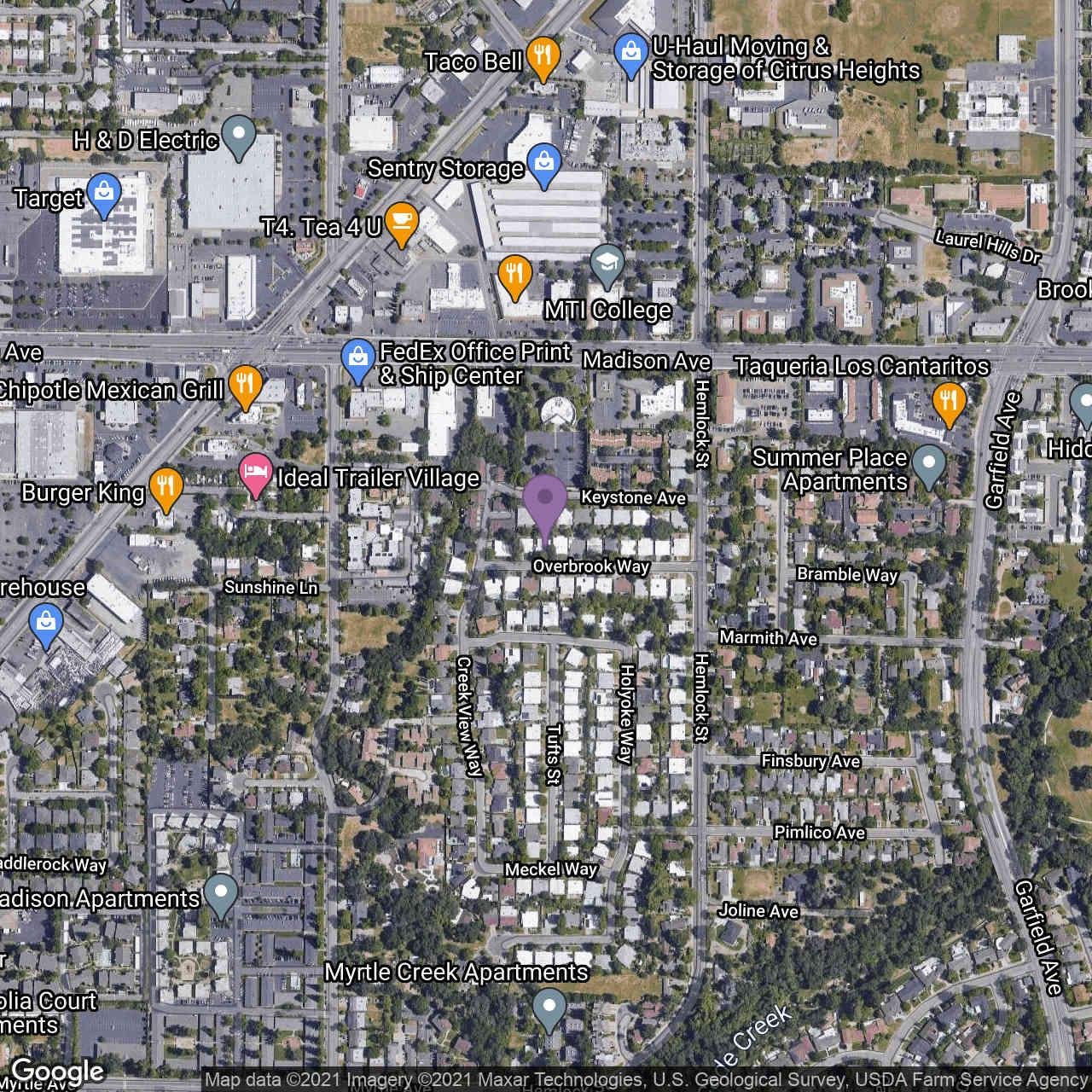 5209 Overbrook Way, Sacramento, CA, 95841,