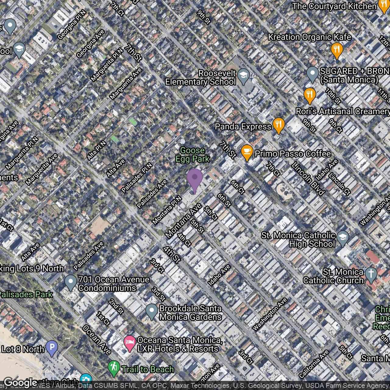521 Montana Avenue #104, Santa Monica, CA, 90403,