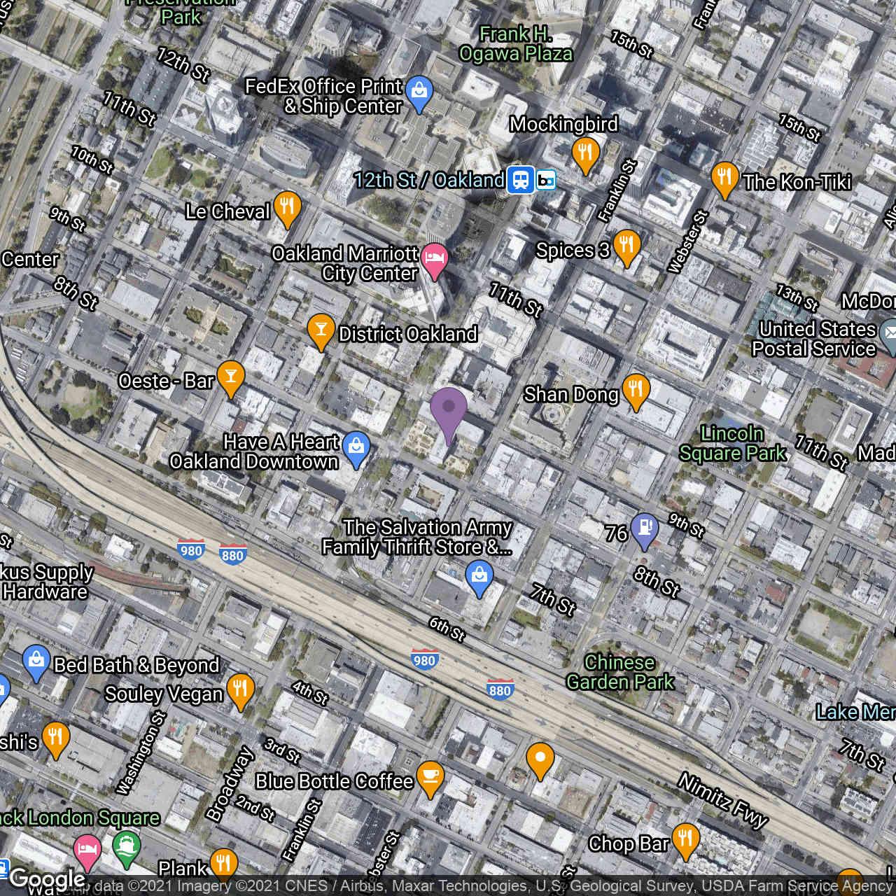 801 Franklin St #725, Oakland, CA, 94607,