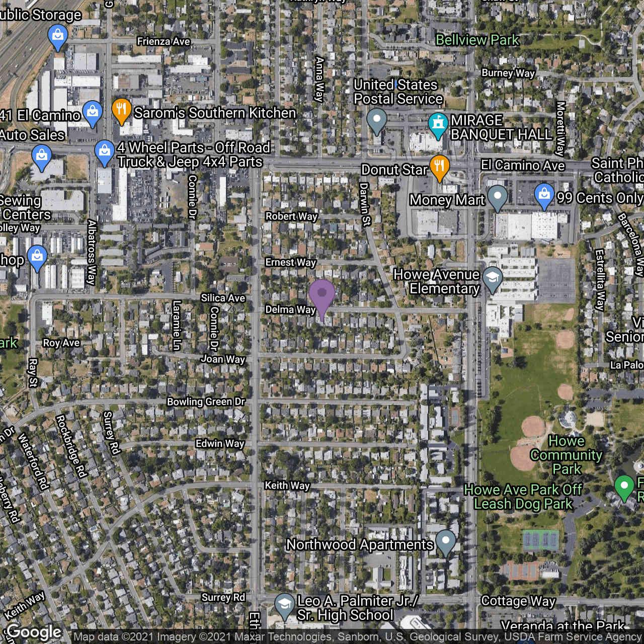 2024 Delma, Sacramento, CA, 95825,