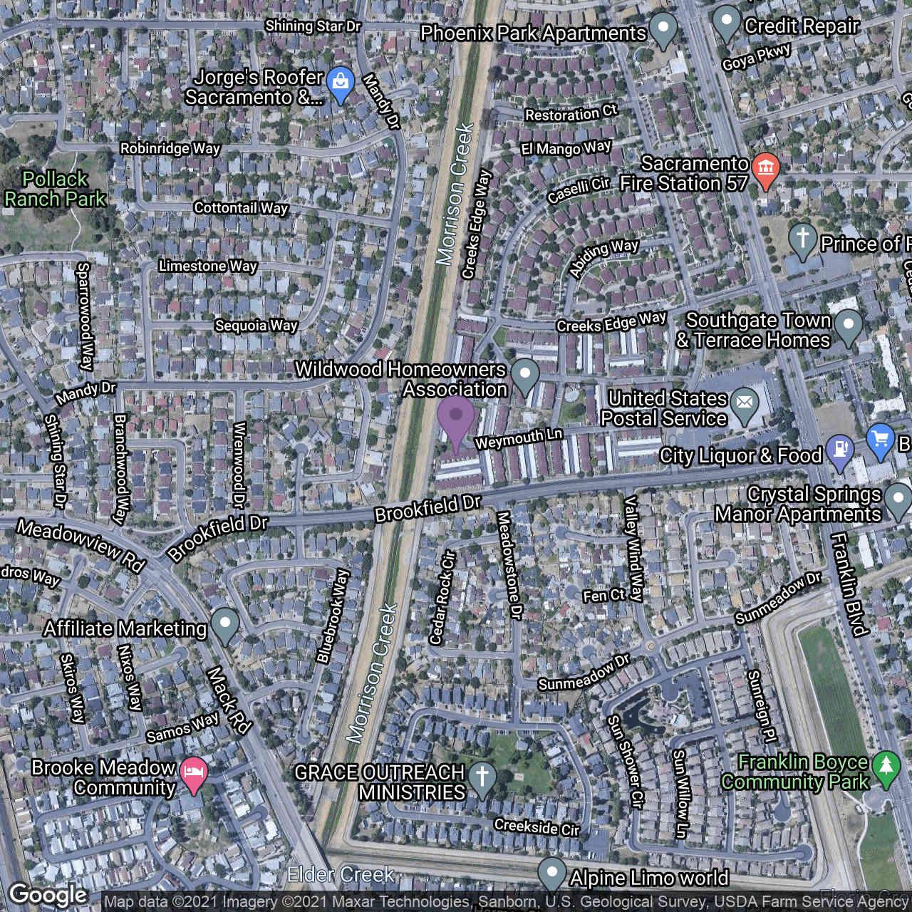 4108 Weymouth Lane, Sacramento, CA, 95823,