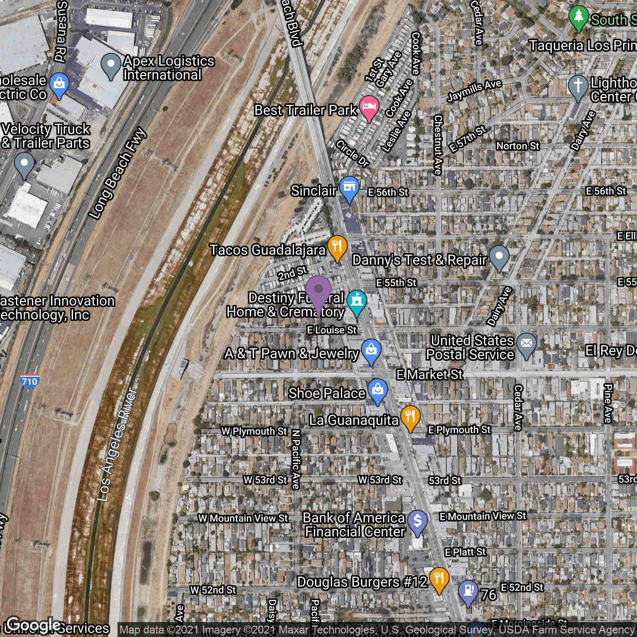 45 West Louise Street, Long Beach, CA, 90805,