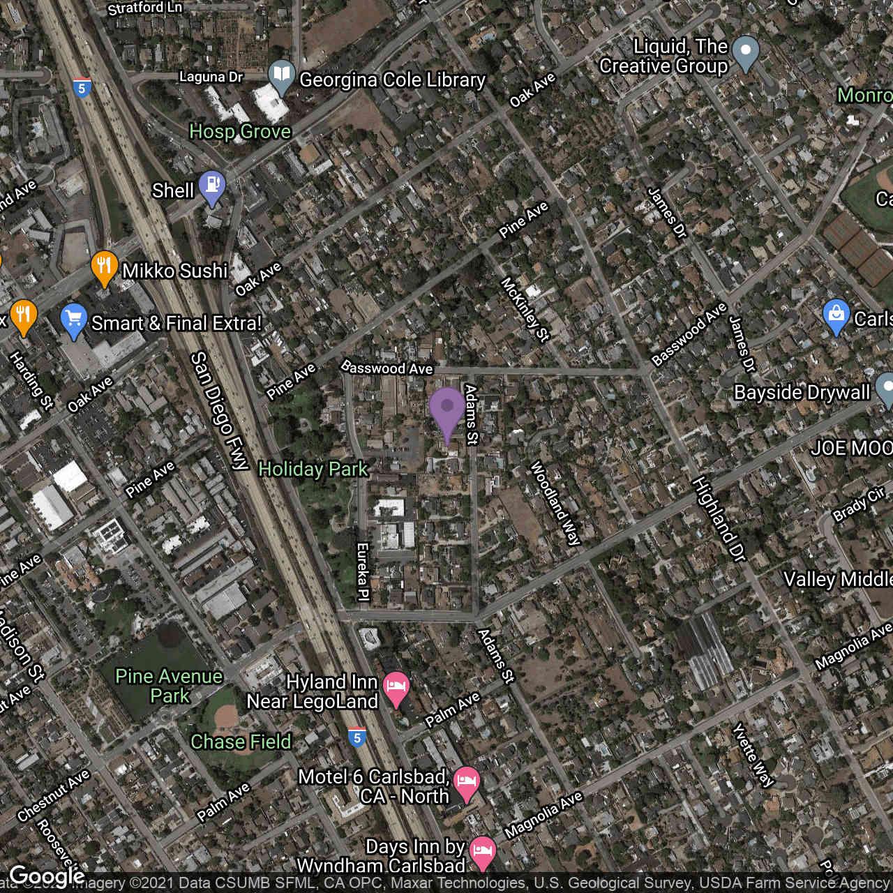 3357 Adams Street, Carlsbad, CA, 92008,
