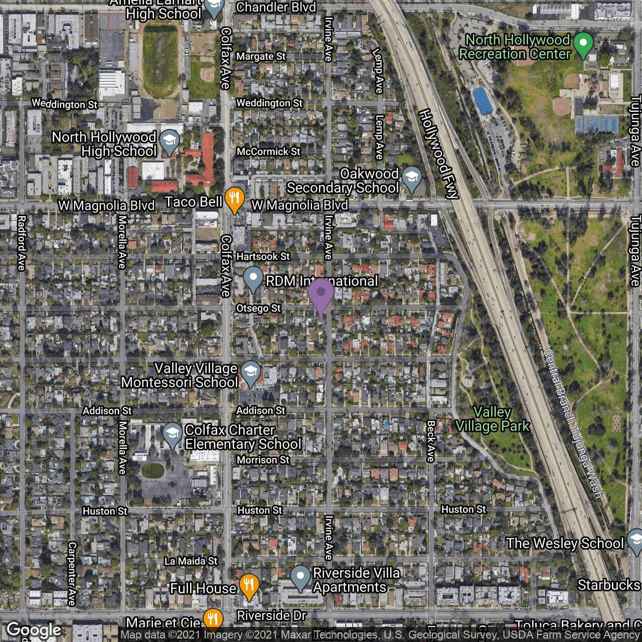 11602 Otsego Street, Valley Village, CA, 91601,