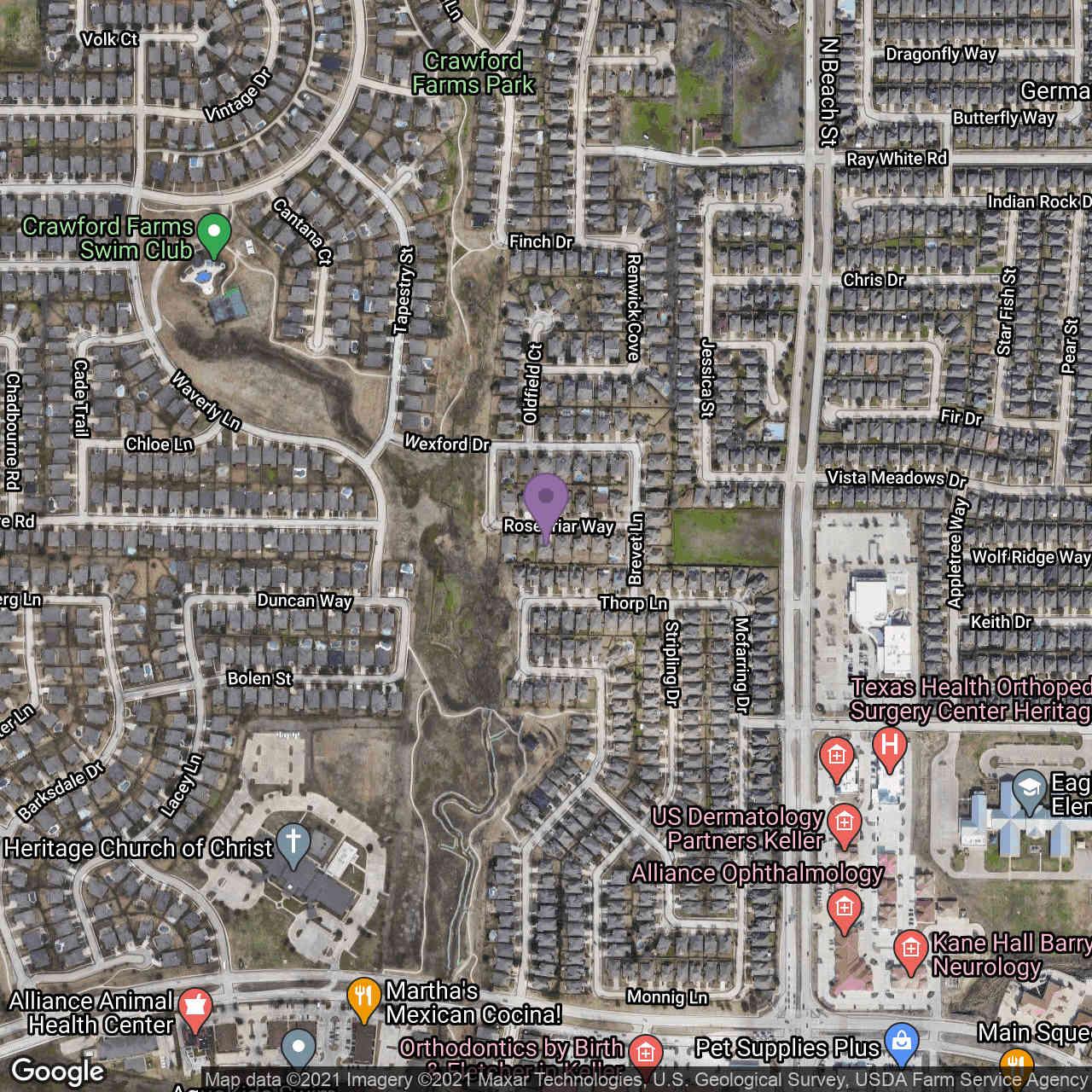 4308 Rosebriar Way, Fort Worth, TX, 76244,