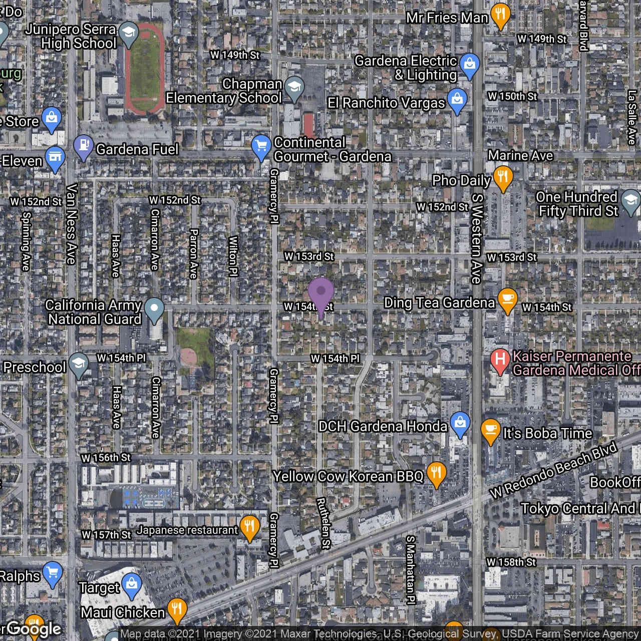1930 W 154th St, Gardena, CA, 90249,