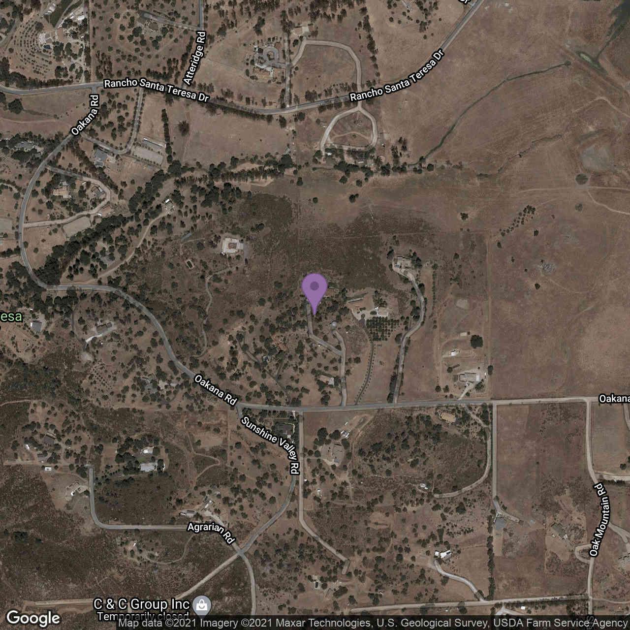 25056 Oakana Road, Ramona, CA, 92065,