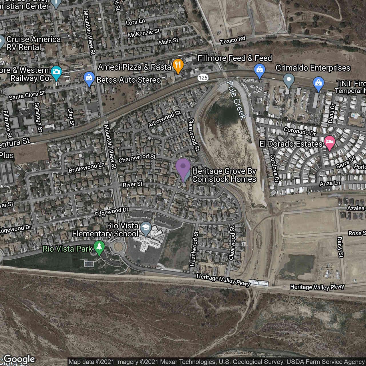 290 HYDRANGEA, Fillmore, CA, 93015,