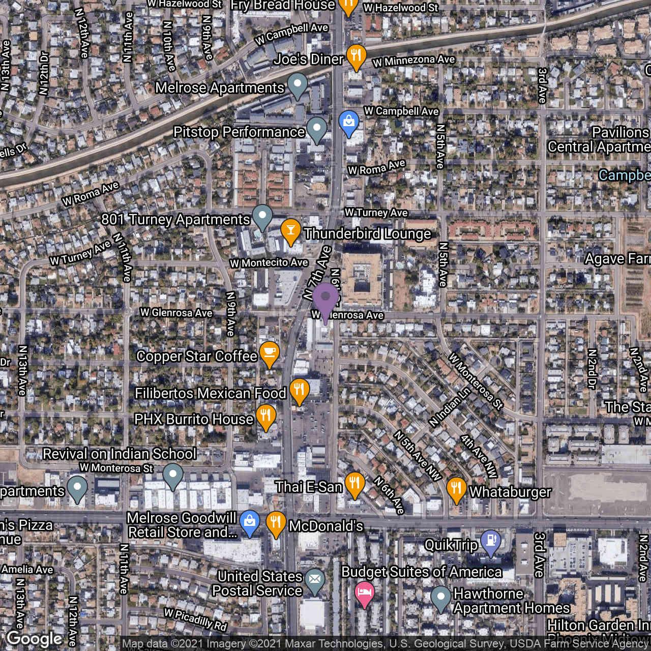 635 W GLENROSA Avenue, Phoenix, AZ, 85013,
