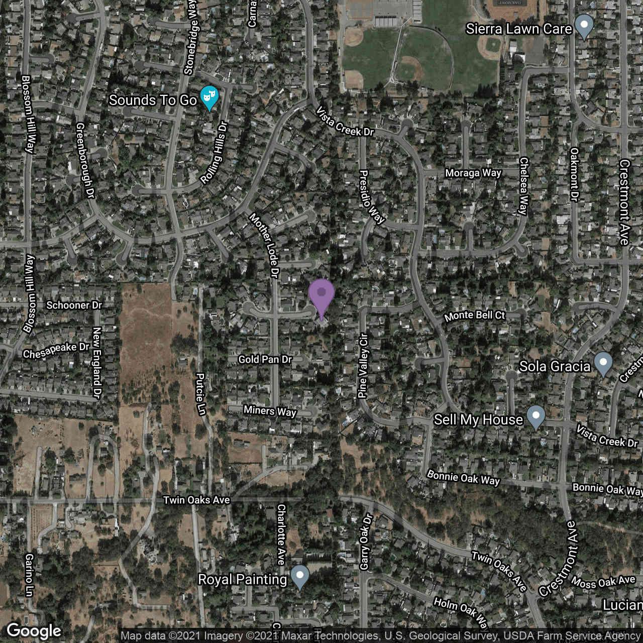 1307 Bellwood Court, Roseville, CA, 95661,