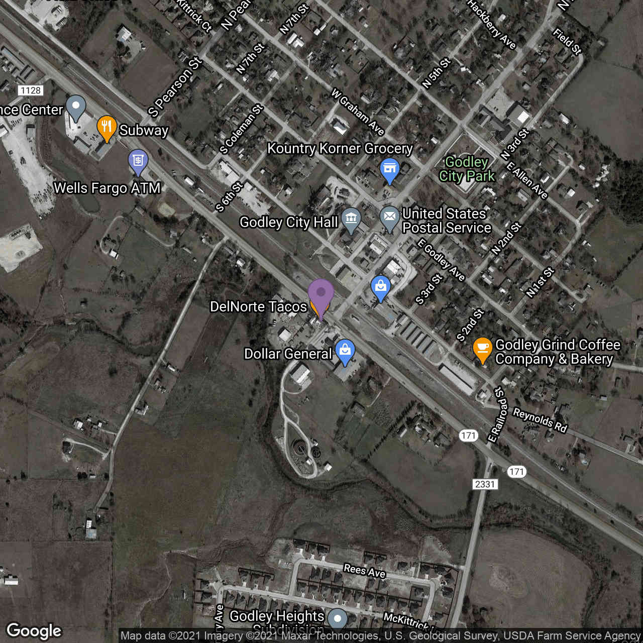 TBD 3 Highway 171, Godley, TX, 76044,