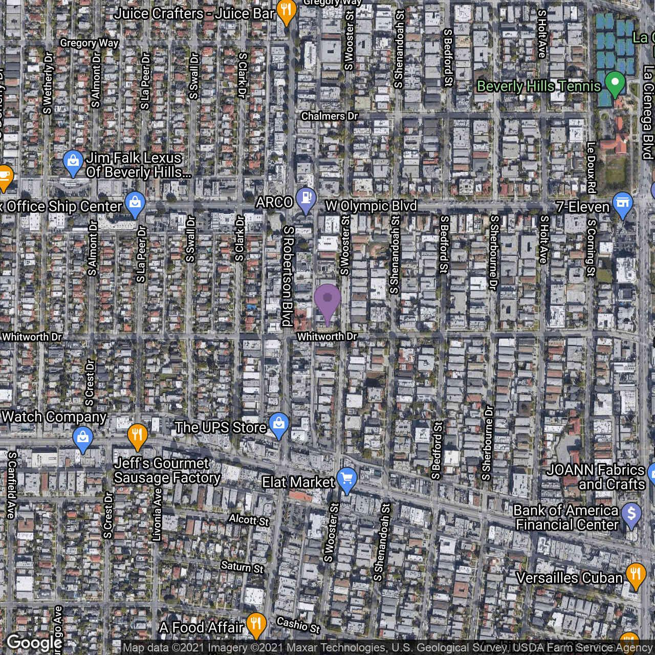1069 S Wooster Street, Los Angeles, CA, 90035,