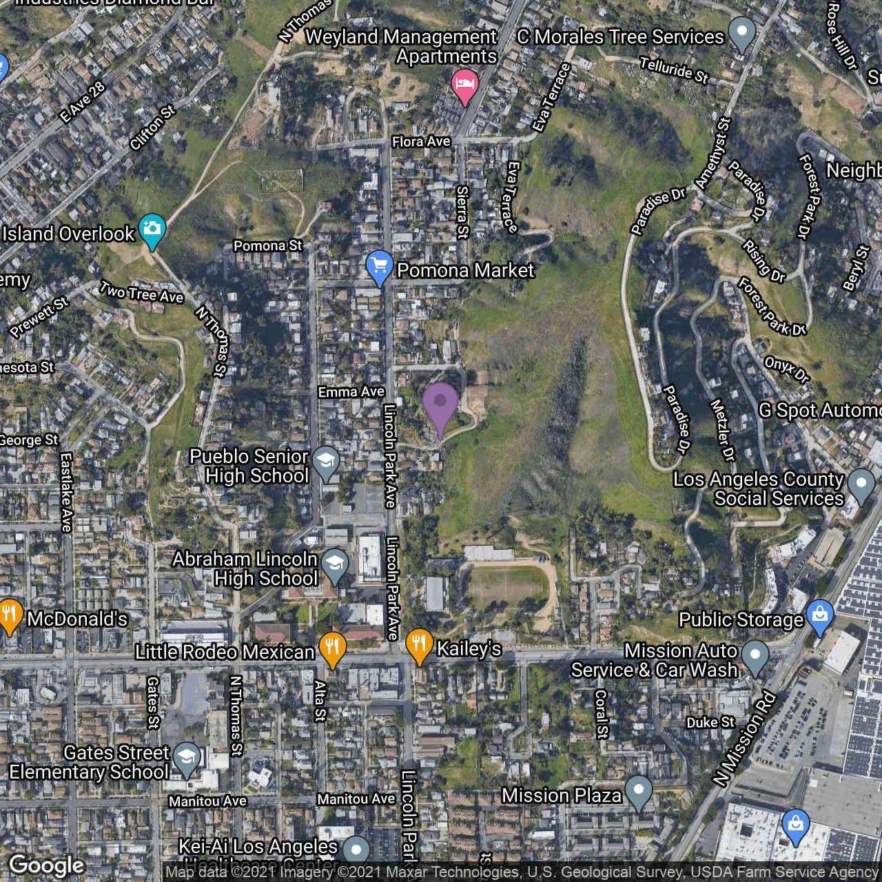 2827 Sierra Street, Los Angeles, CA, 90031,