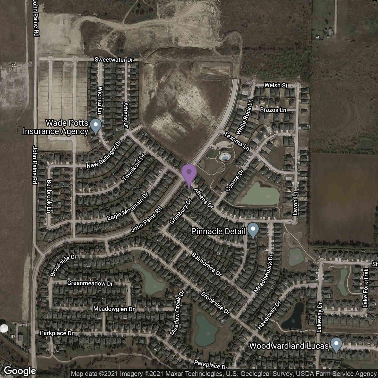 5700 Granbury Drive, Denton, TX, 76226,