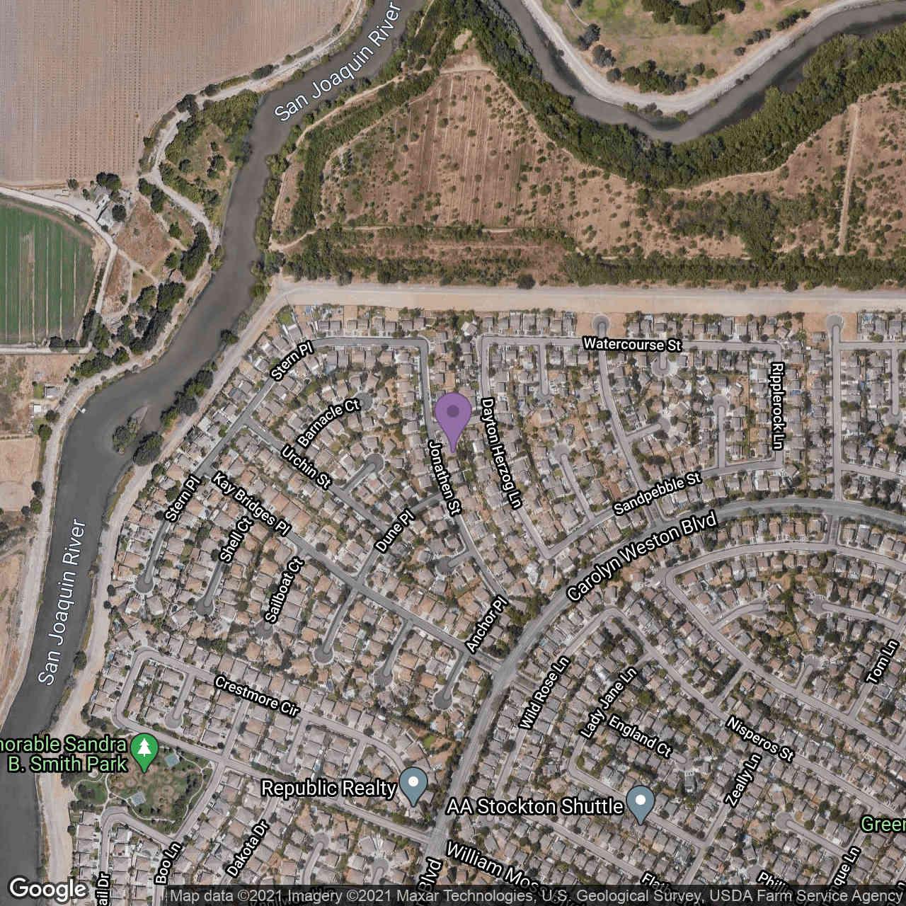 3256 Jonathen Street, Stockton, CA, 95206,