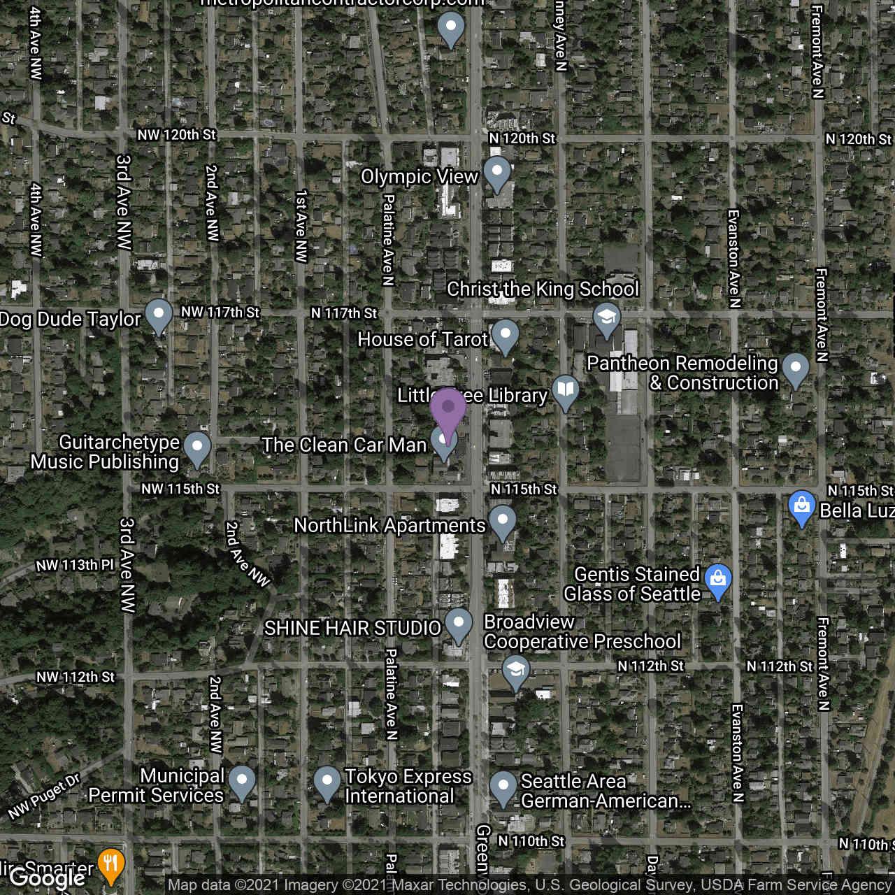 11515 Greenwood Avenue N #H, Seattle, WA, 98133,