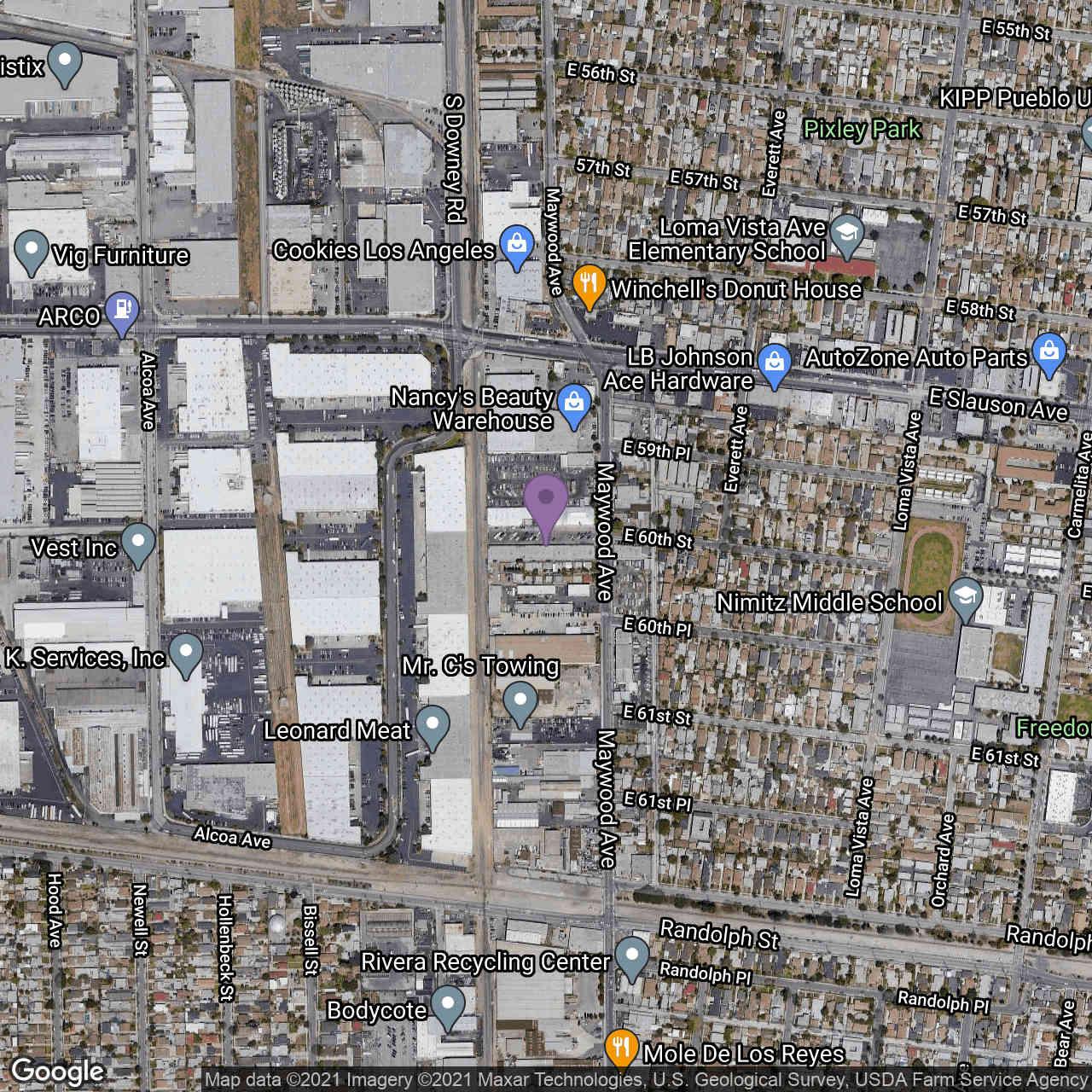 6001 Maywood Avenue #M, Huntington Park, CA, 90255,