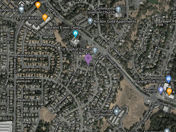 2445 Trinity Way, Rocklin, CA, 95677,