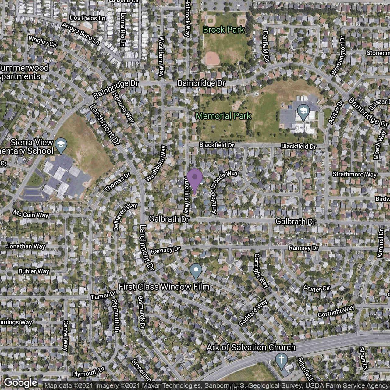 7212 Hutchins Way, North Highlands, CA, 95660,