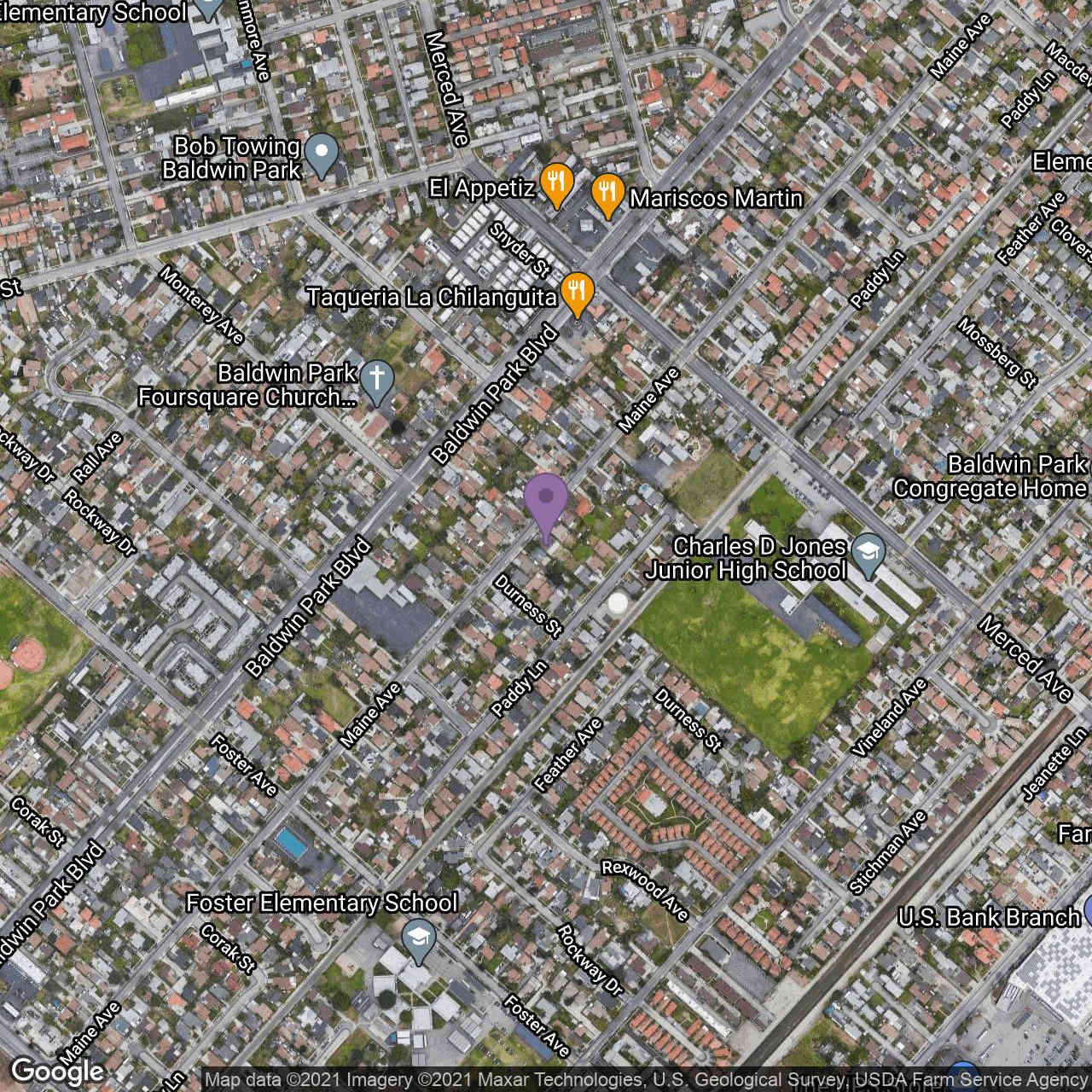 3472 Maine Avenue, Baldwin Park, CA, 91706,