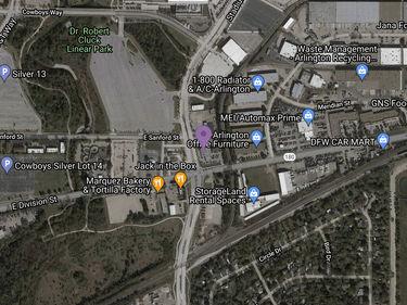 1801 E Division, Arlington, TX, 76011,
