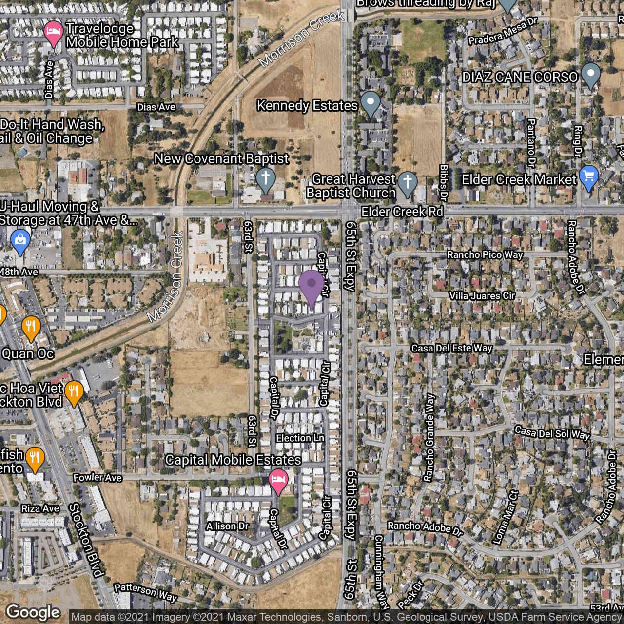 6439 capital, Sacramento, CA, 95828,
