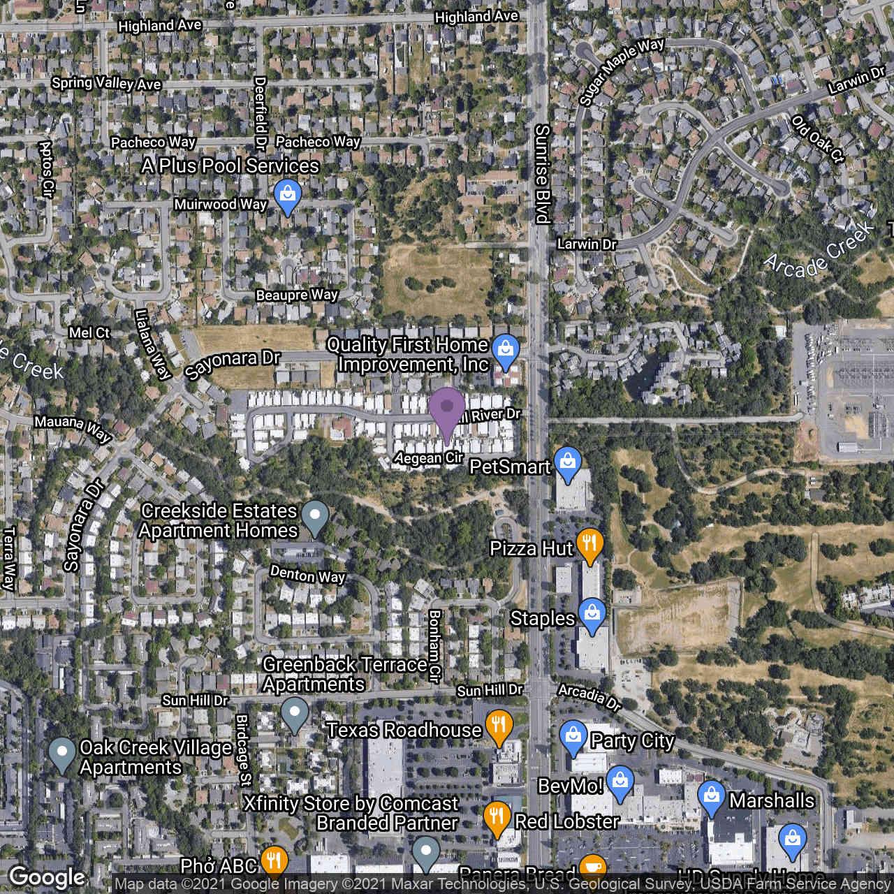 6525 Sunrise Boulevard #4, Citrus Heights, CA, 95610,