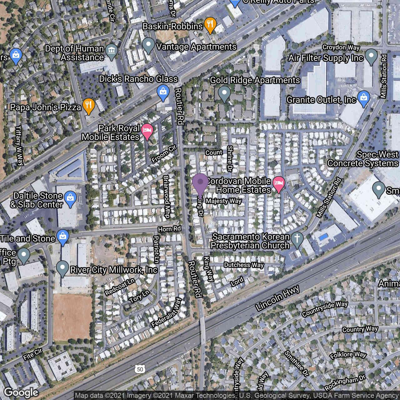 132 King Drive, Sacramento, CA, 95827,
