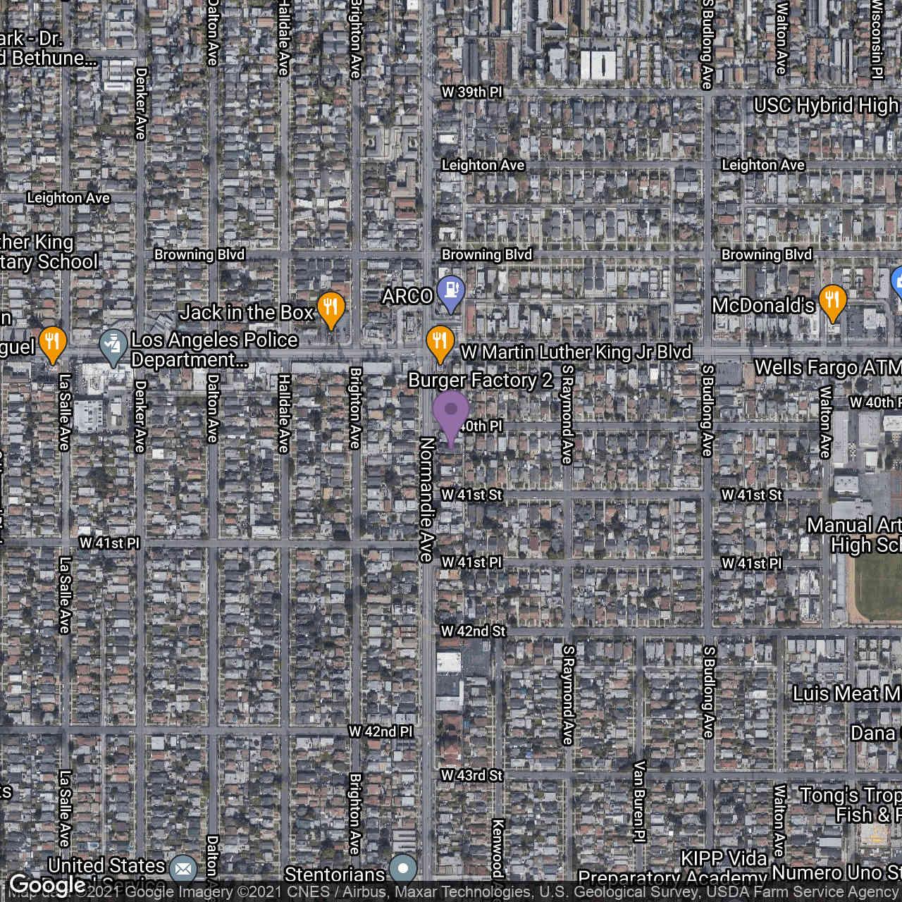 4056 South Normandie Avenue, Los Angeles, CA, 90037,