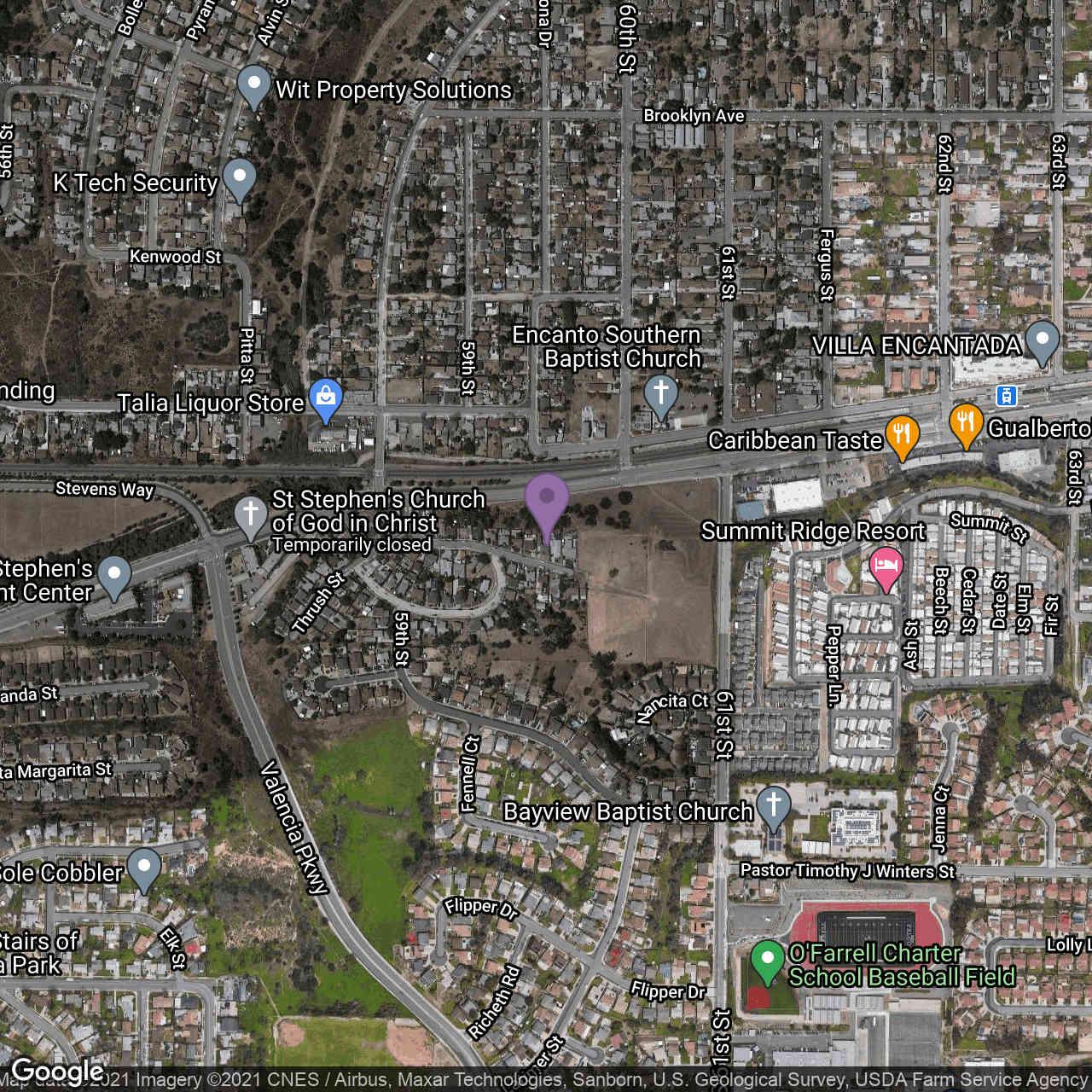 5966 Linnet Street, San Diego, CA, 92114,