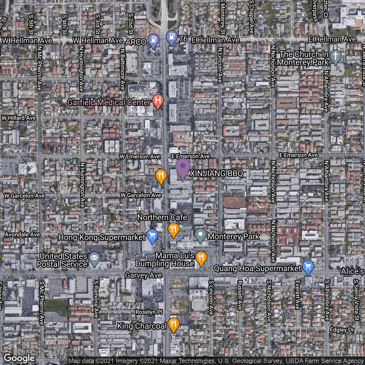 306 N Garfield Avenue #3, Monterey Park, CA, 91754,