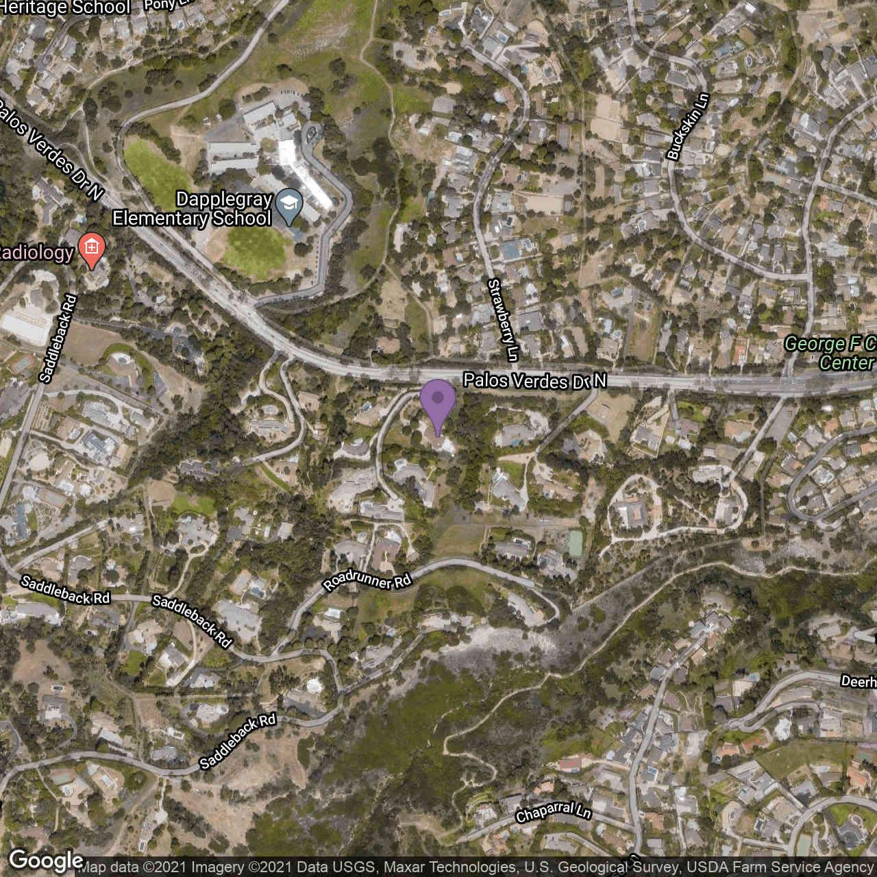 2840 Palos Verdes Drive N, Rolling Hills, CA, 90274,