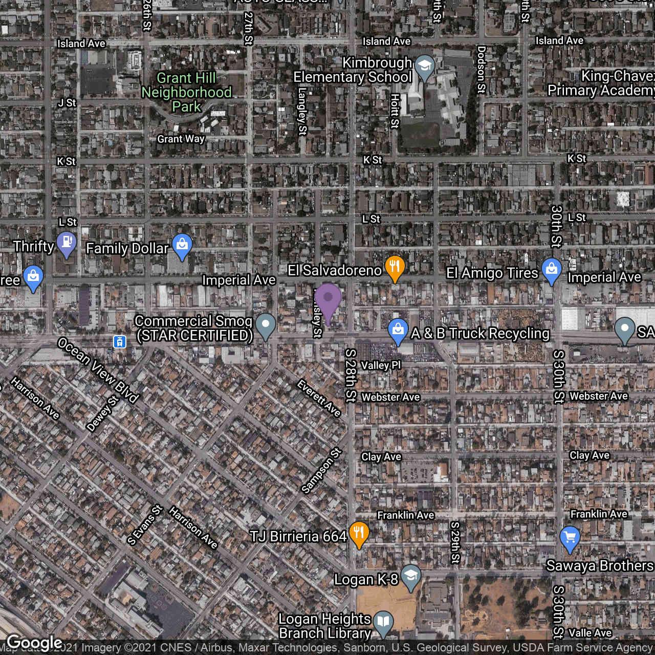 5 Hensley St, San Diego, CA, 92102,