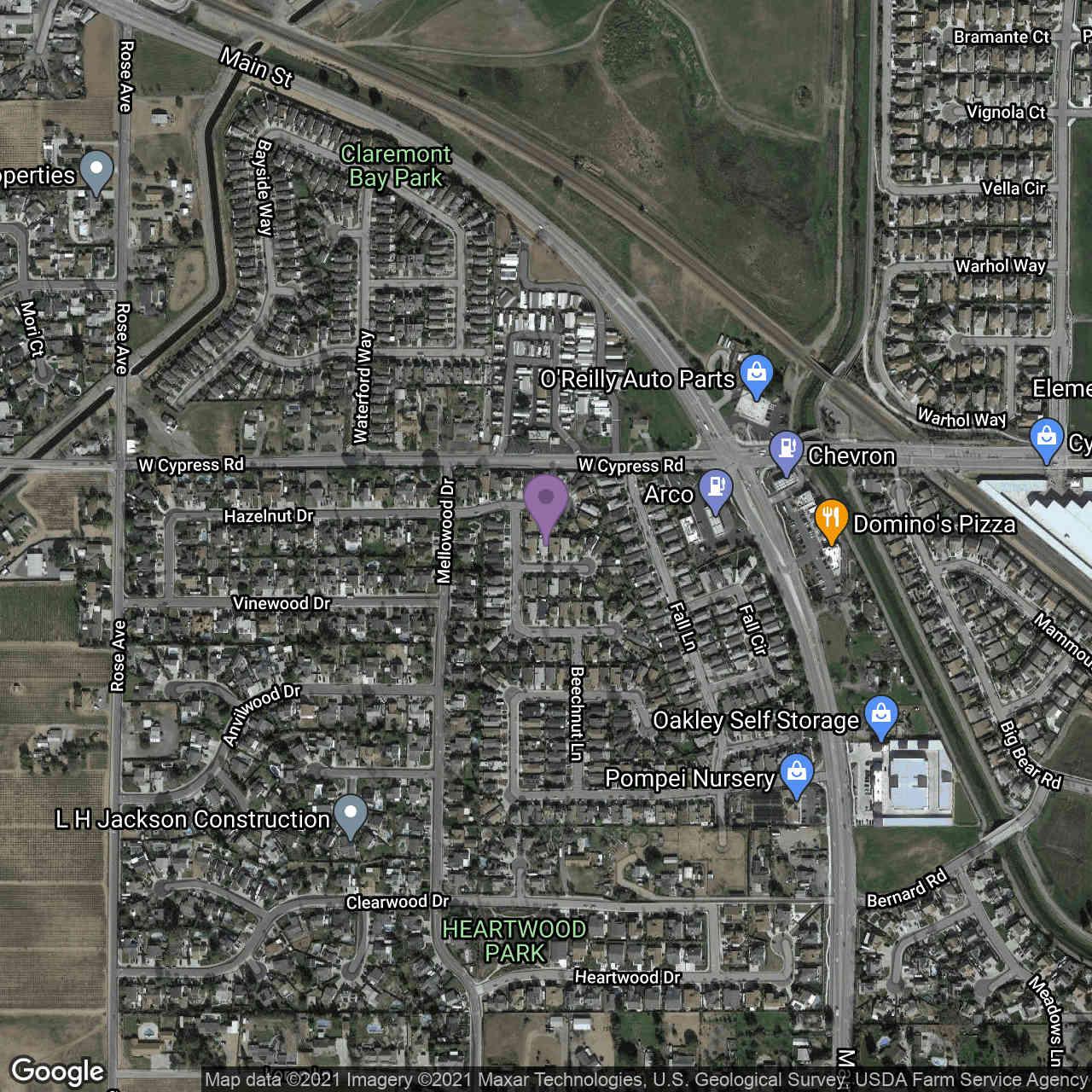 346 Filbert Ct, Oakley, CA, 94561,