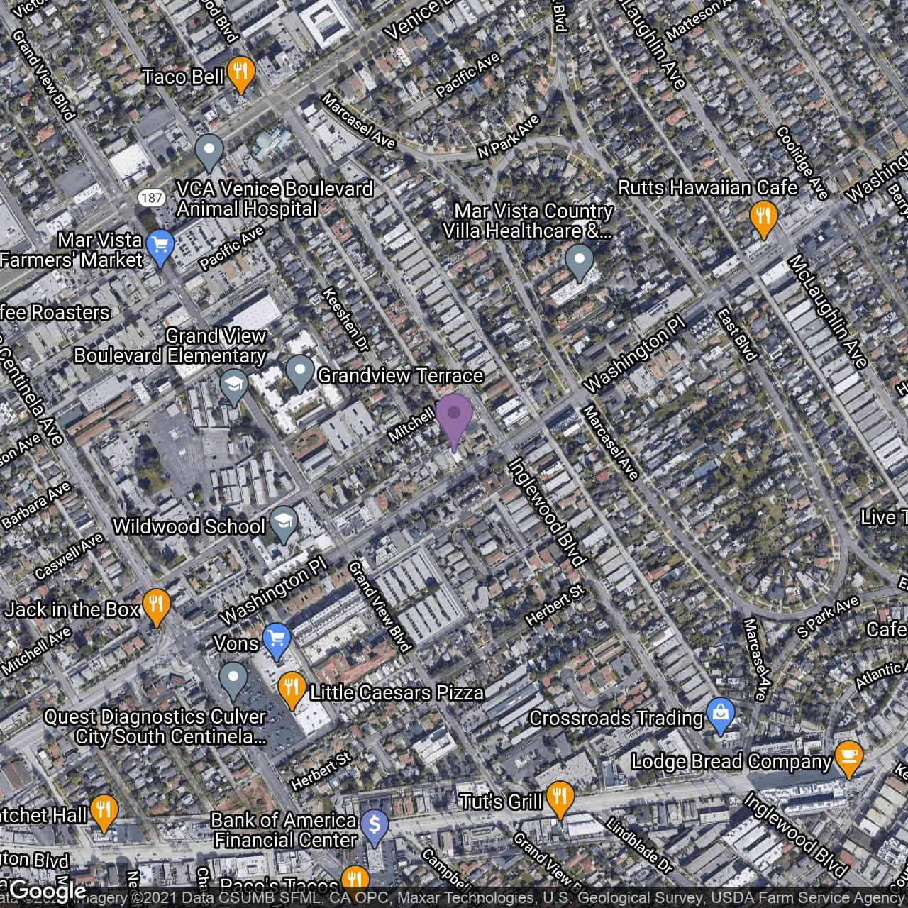 12017 Washington Place, Los Angeles, CA, 90066,