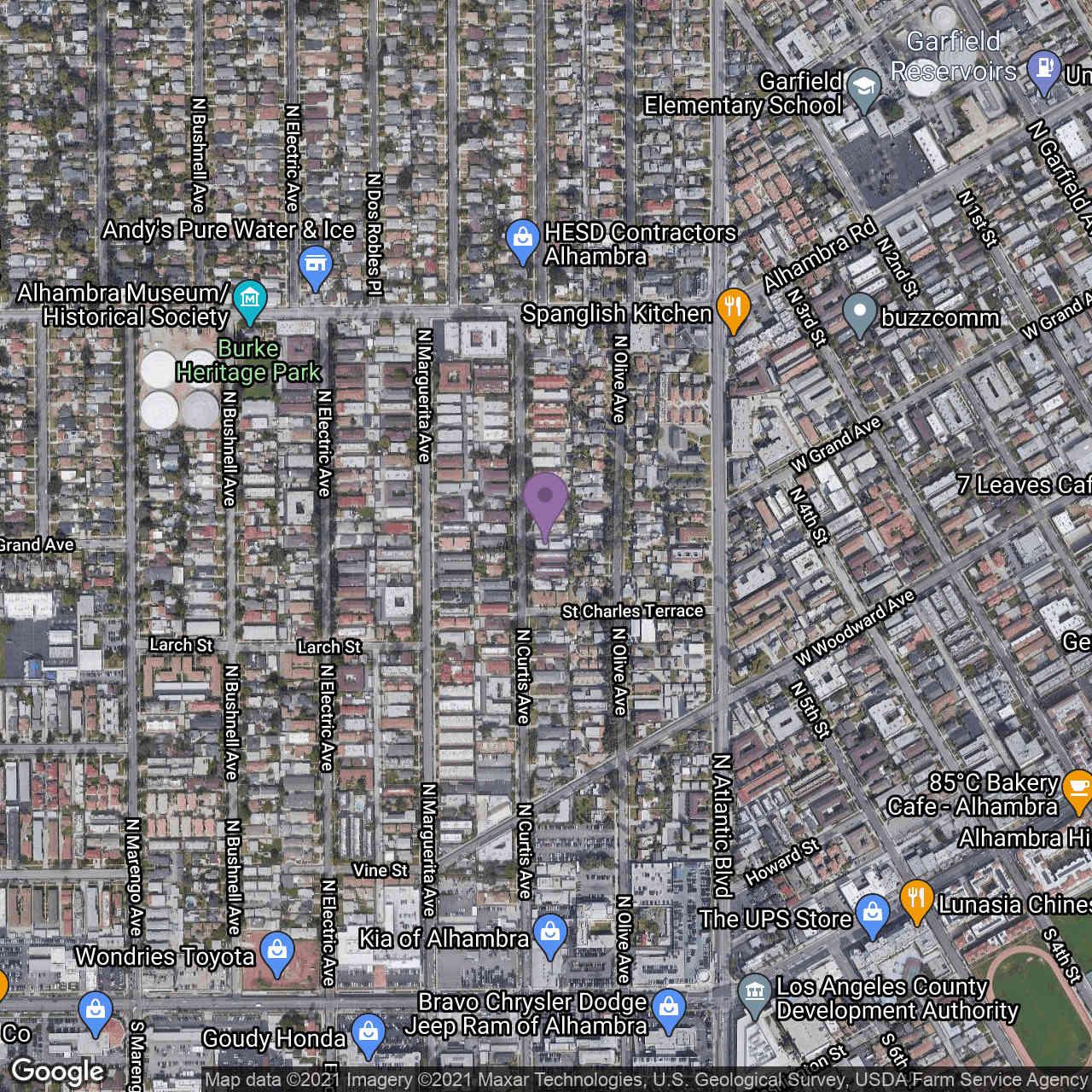 328 N Curtis Avenue, Alhambra, CA, 91801,