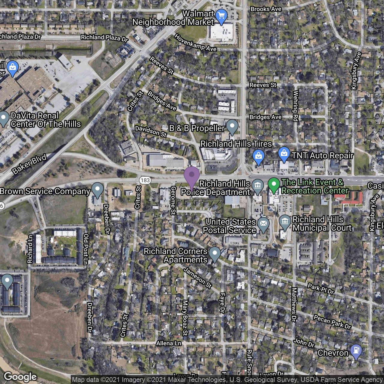 6600 Baker Boulevard, Richland Hills, TX, 76118,