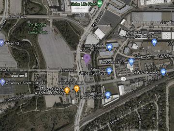 601 Stadium Drive, Arlington, TX, 76011,