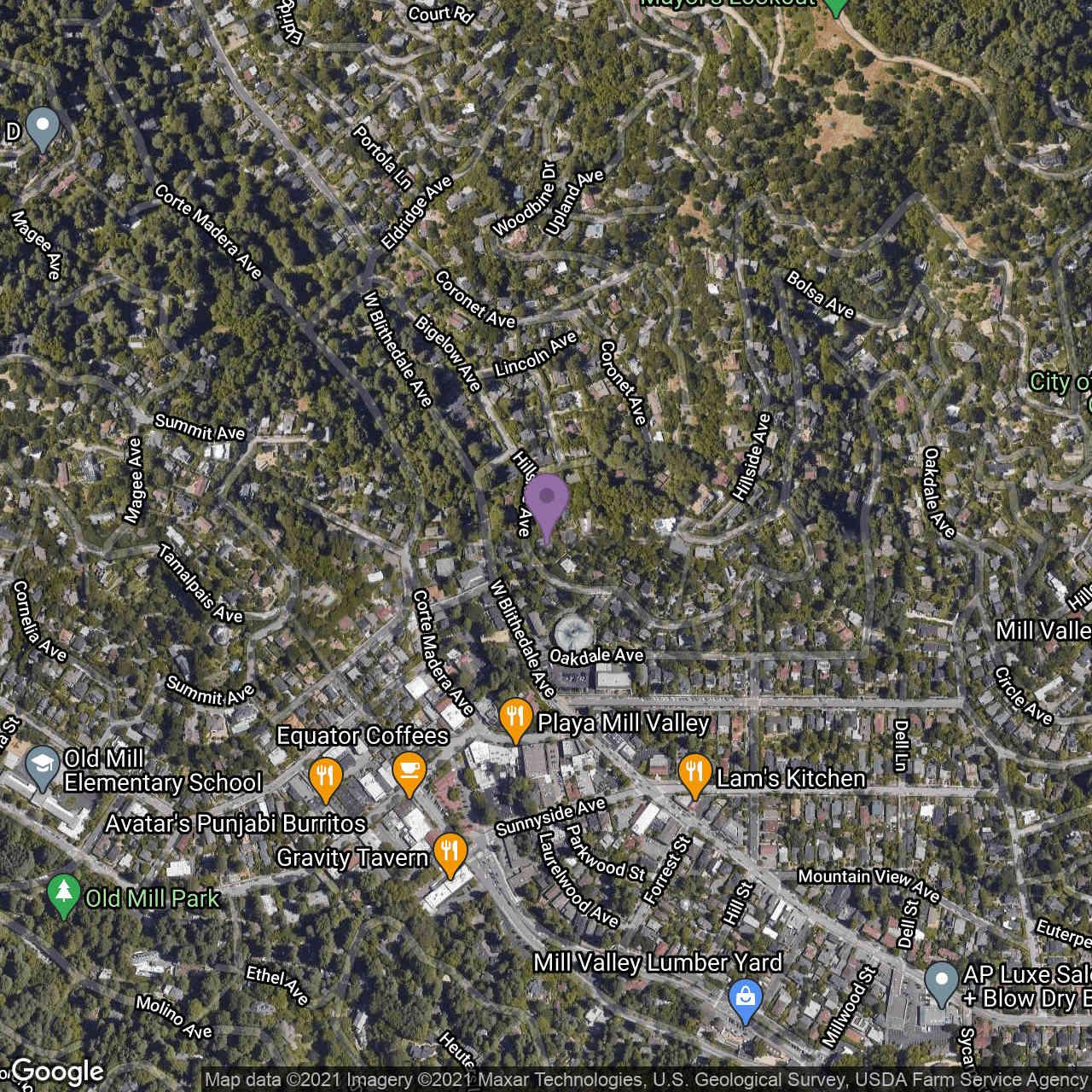 49 Hillside Avenue, Mill Valley, CA, 94941,