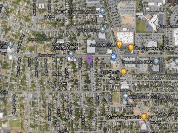 3040 44th Street, Sacramento, CA, 95817,