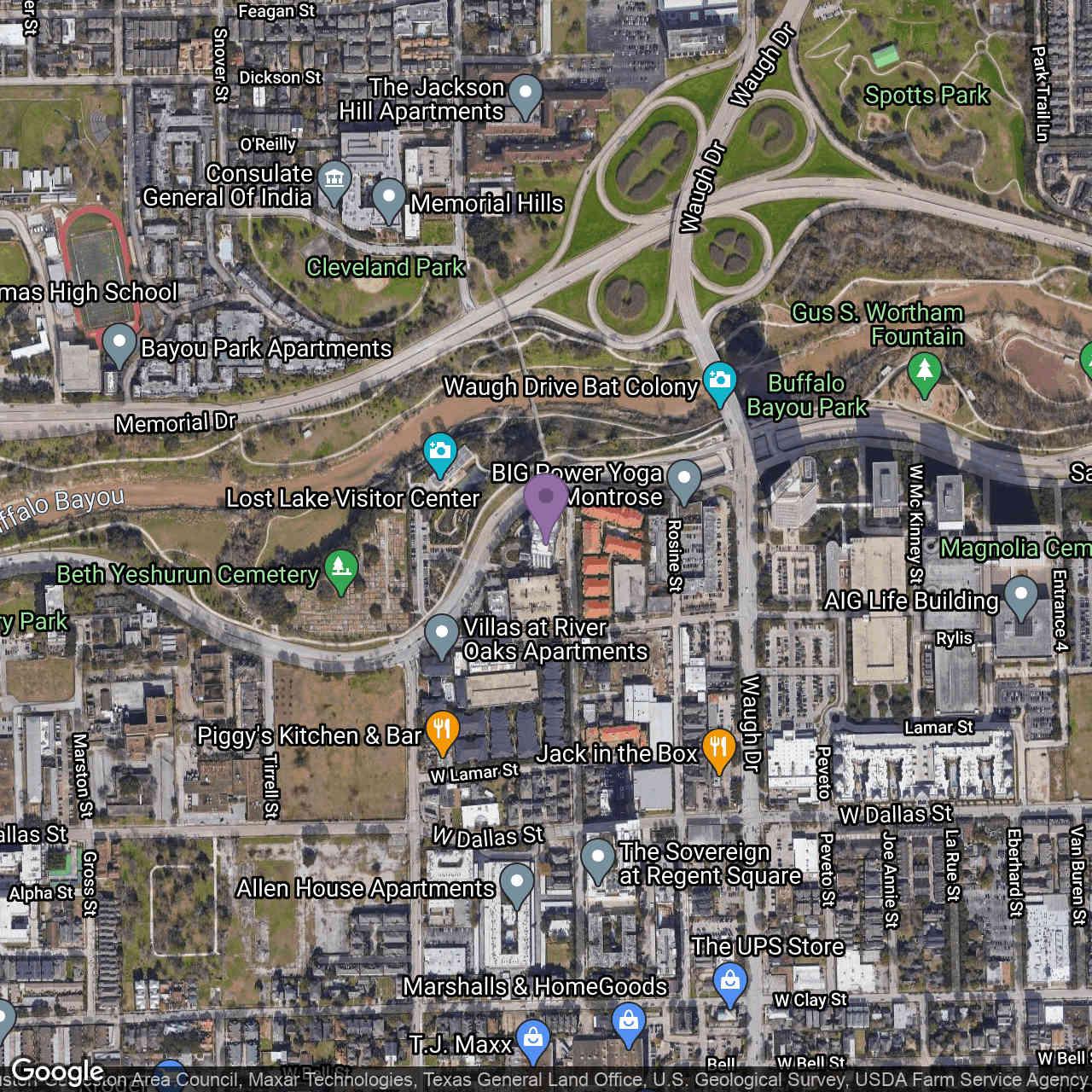 3333 Allen Parkway #509, Houston, TX, 77019,