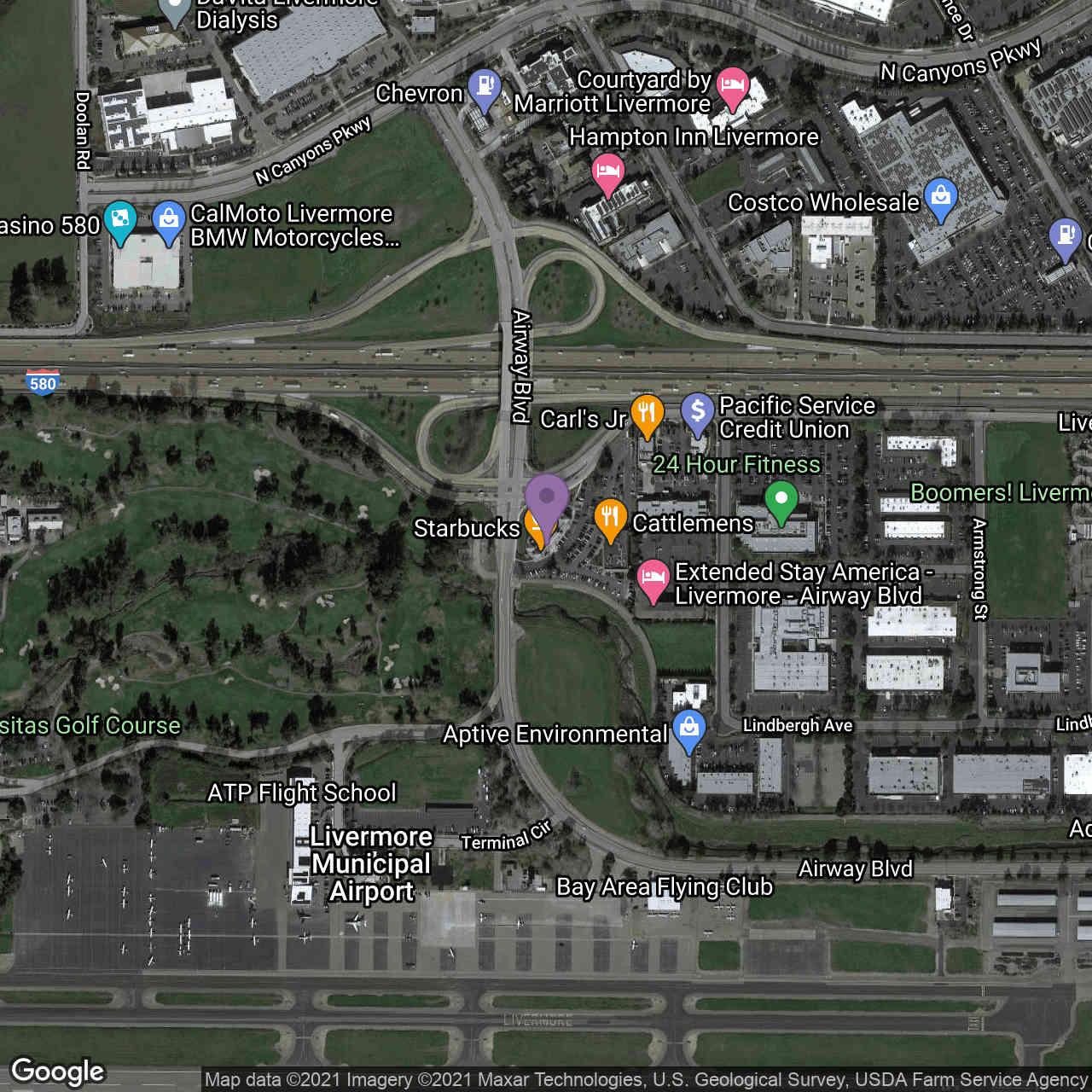 885 Airway Blvd, Livermore, CA, 94551,