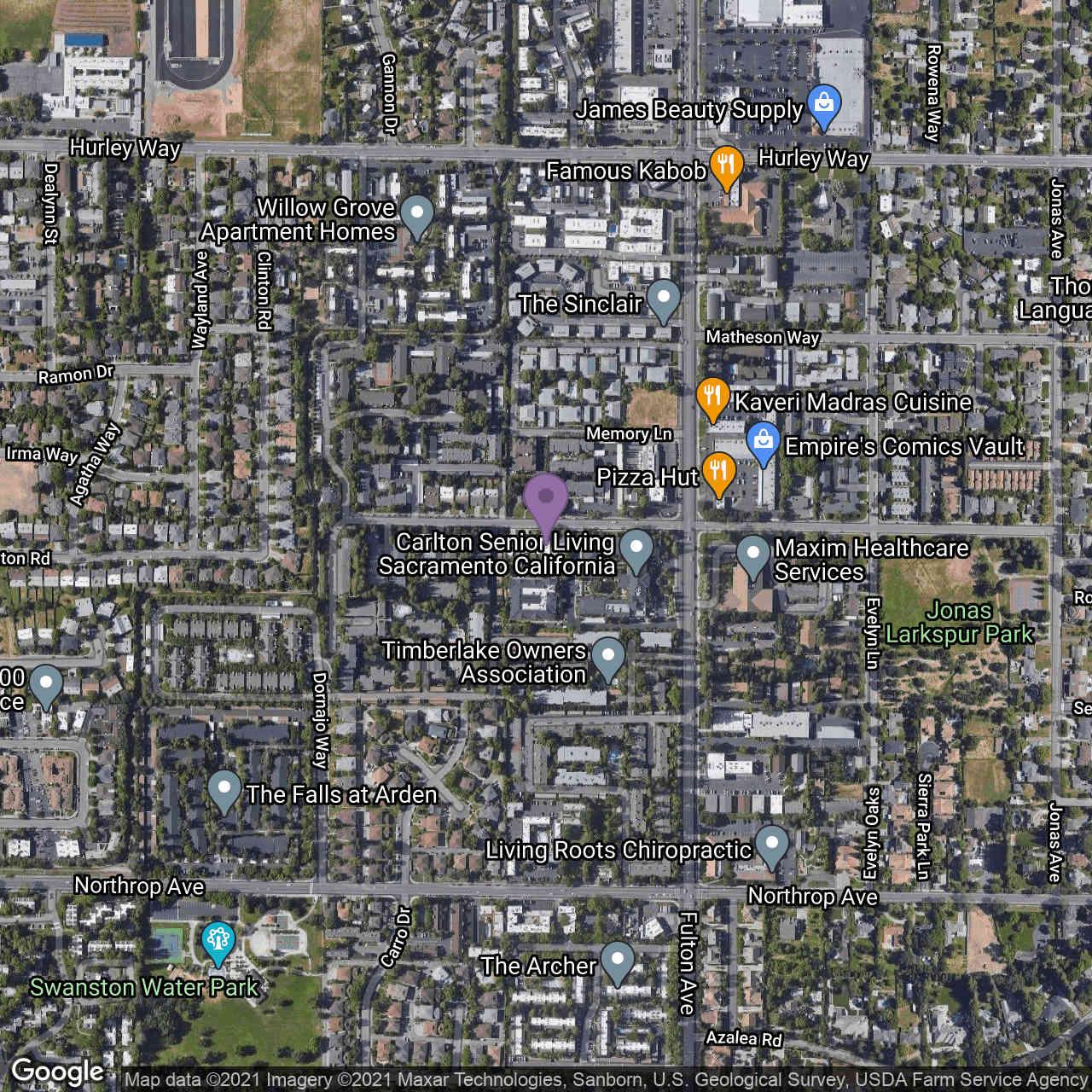 2508 Larkspur Lane, Sacramento, CA, 95825,