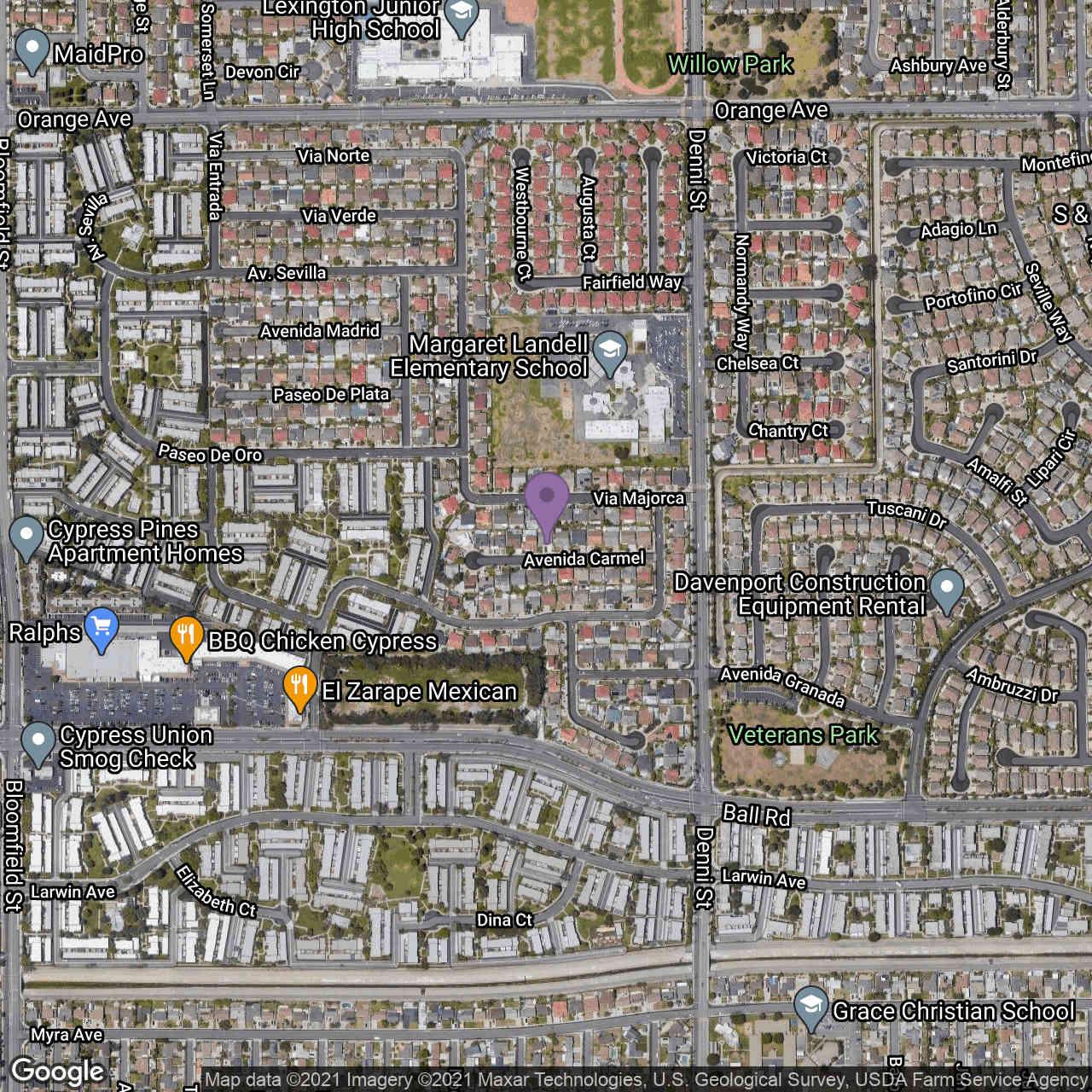 4405 Avenida Carmel, Cypress, CA, 90630,