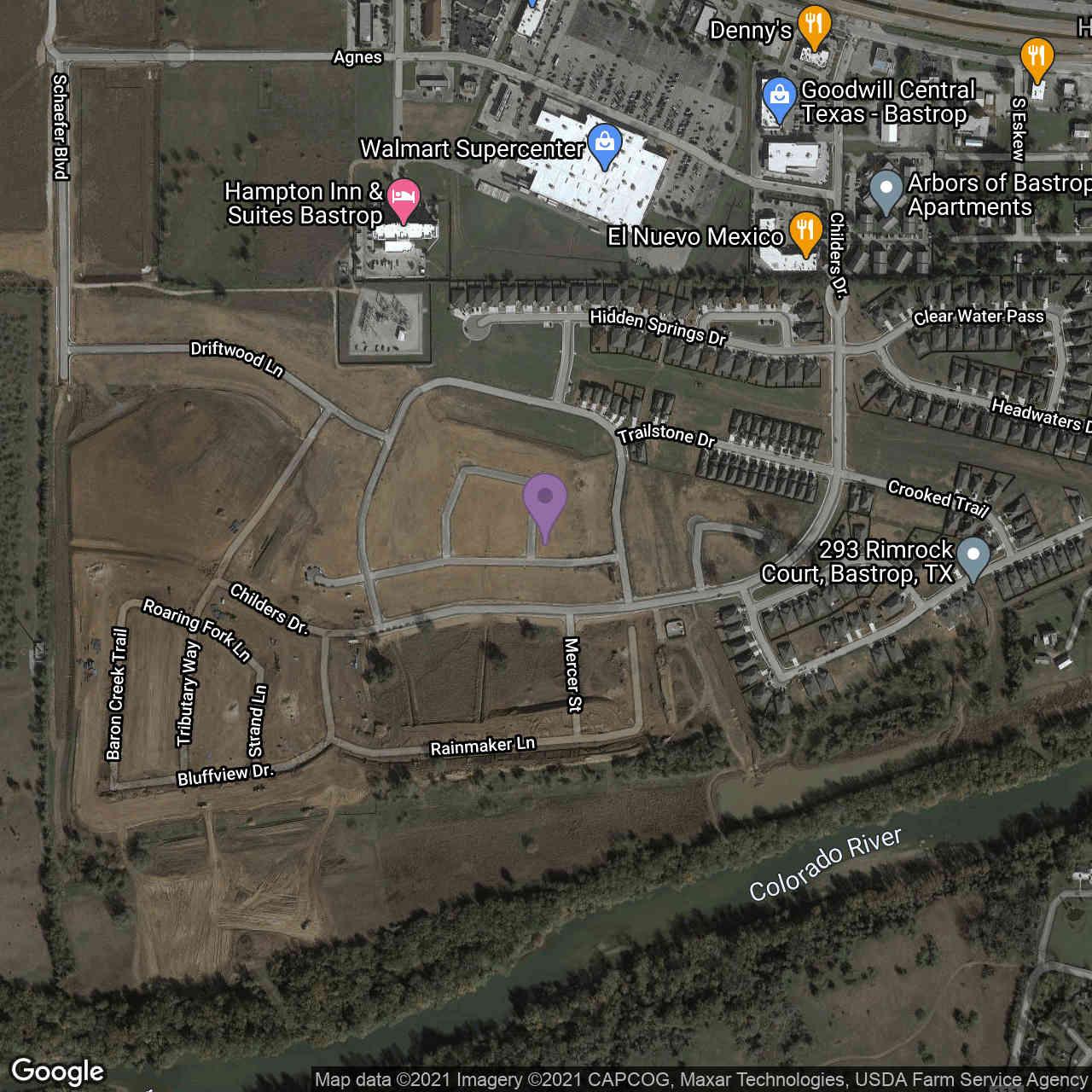 109 Cold Spring LOOP W, Bastrop, TX, 78602,