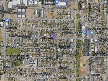 640 Grand Avenue, Sacramento, CA, 95838,
