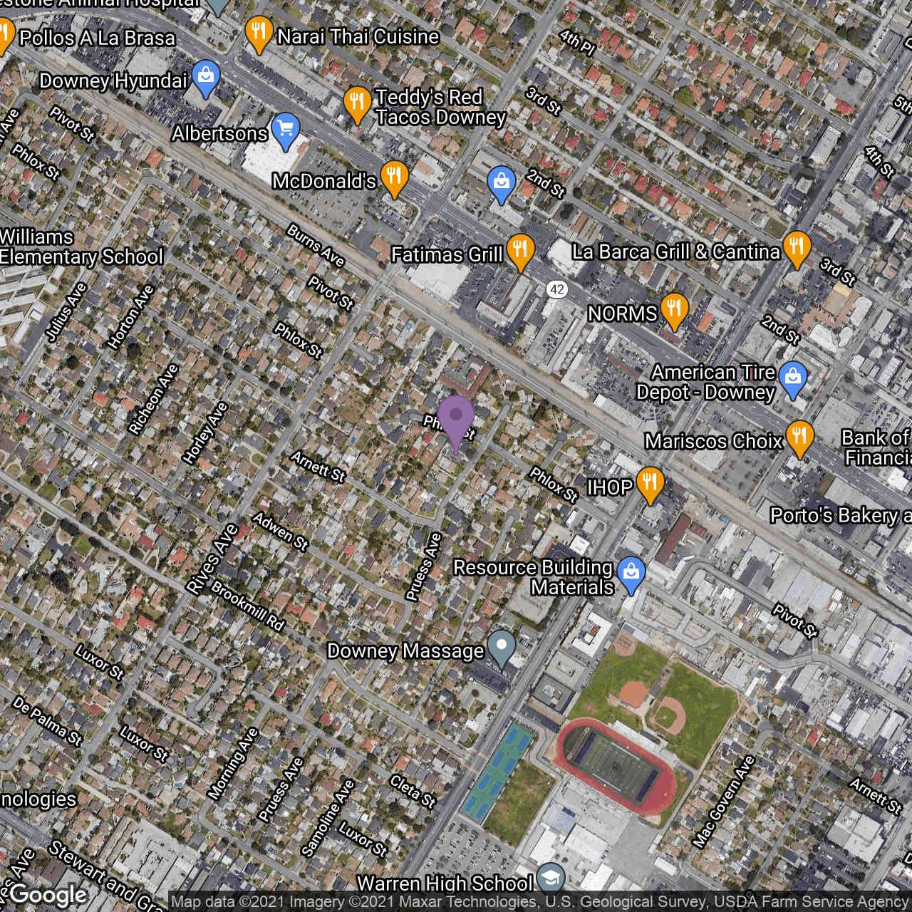 11439 Pruess Avenue, Downey, CA, 90241,